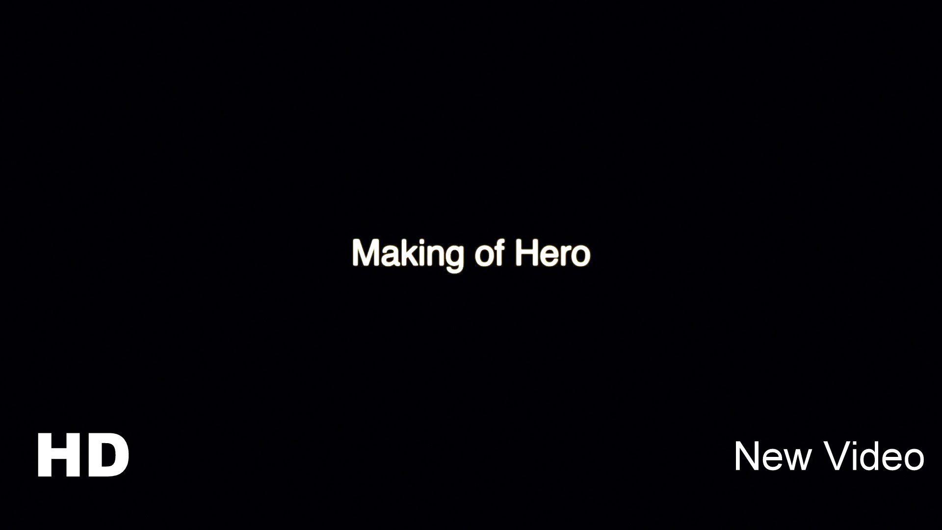 Behind the Scenes : Making Of Hero song By Divyanka Ahmedabad