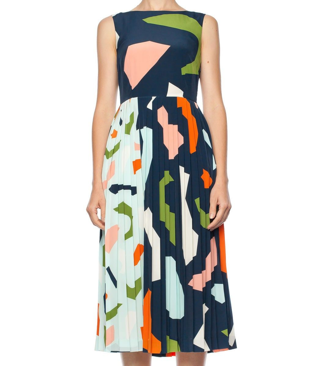 Gorman Online :: Jigsaw Pleat Dress - Dresses - Clothing