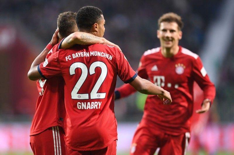 Bayern Munich vs Werder Bremen: Ngáng chân Hùm xám