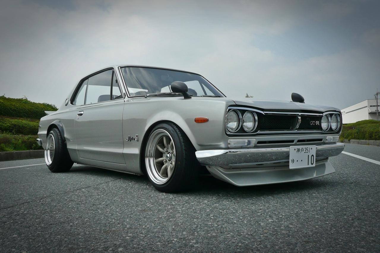 71 Nissan Skyline GT-R | Autos | Pinterest | Nissan skyline gt ...