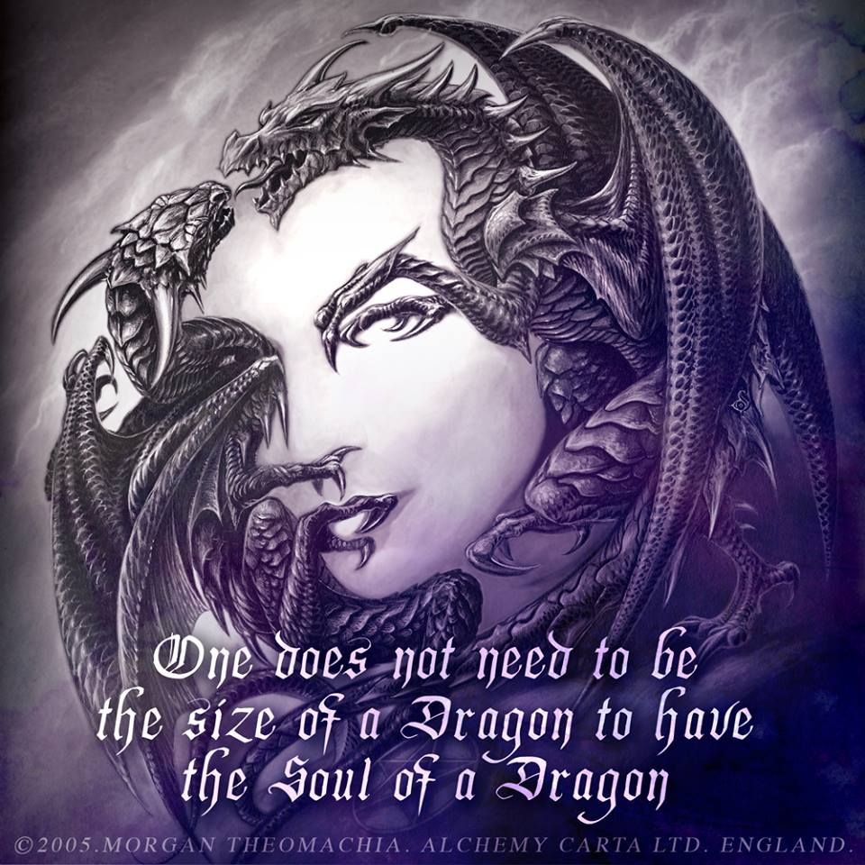 Mythical Dragon Quotes