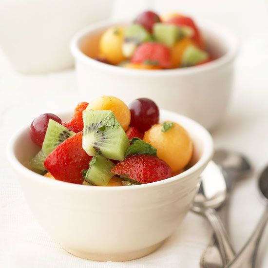 68 Calories Per Cup Desert Ort Treat Fruit Bowl Salad With Honey