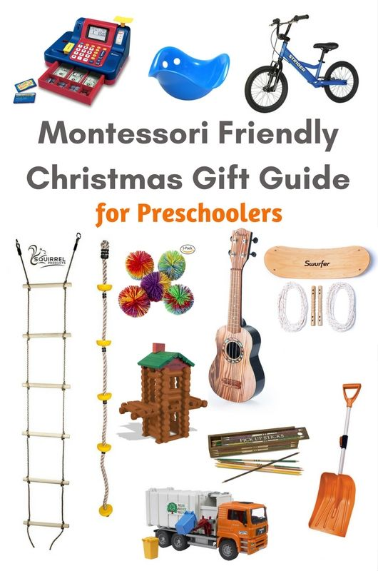 montessori friendly christmas gift guide for ages 0 5 years - Gender Neutral Christmas Gifts