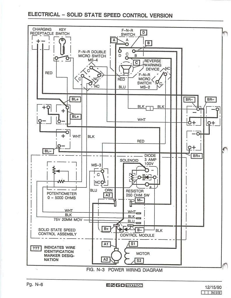 Ezgo Golf Cart Wiring Diagram Gas Wiring Diagram Local D Local D Maceratadoc It