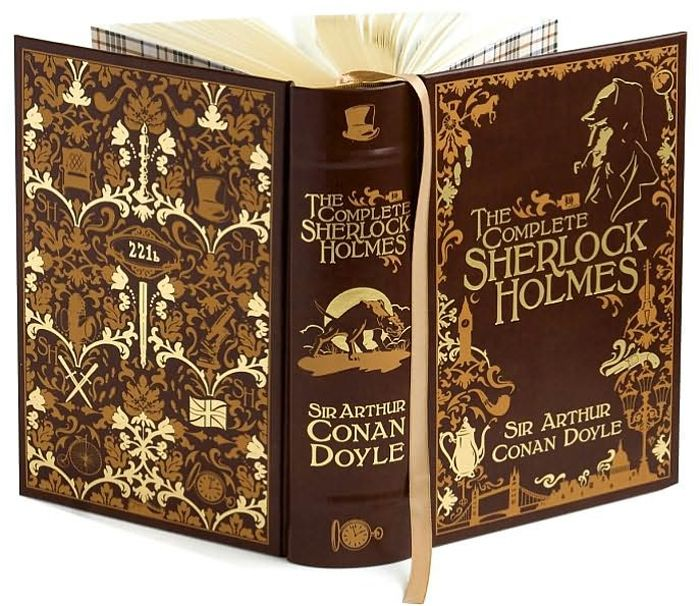 The Complete Sherlock Holmes By Sir Arthur Conan Doyle From The