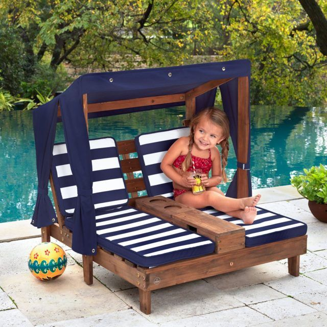 Kids Lounge Chairs With Umbrella Double Chaise Lounge Kids