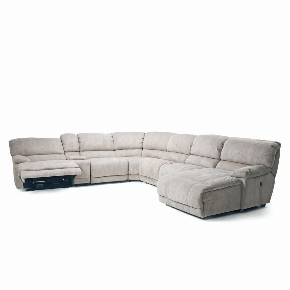 Choices II Choices II Modular Reclining Sectional by Cheers Sofa