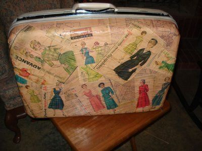 Sewing Retreat Suitcase Tutorial - 2 parts