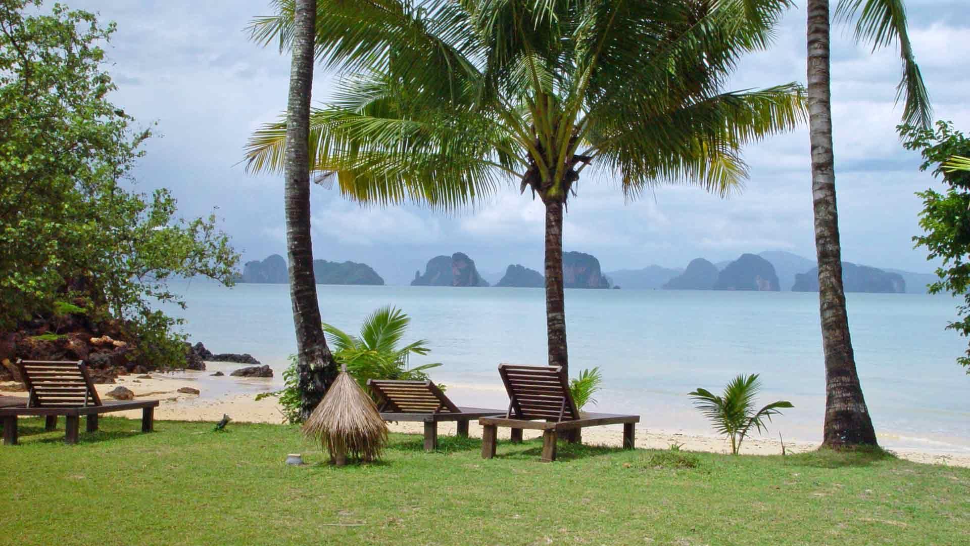 Thaïlande séjours Voyages rares dans les îles Îles