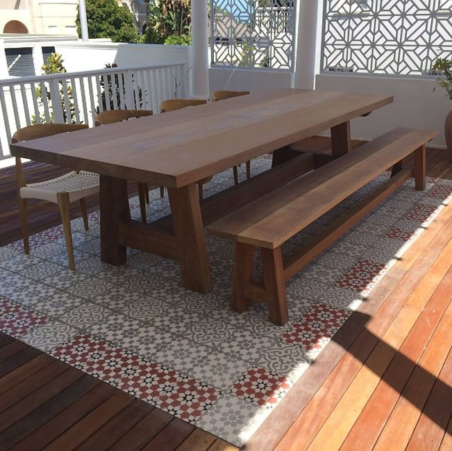 Table Benches 43 Gdn St Furniture In 2019 Table Outdoor