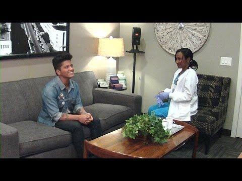 Ellen DeGeneres and Bruno Mars's prank is just SO good.