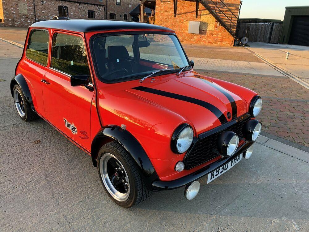 Ad Classic Mini 1275cc Italian Job. Not Cooper S or