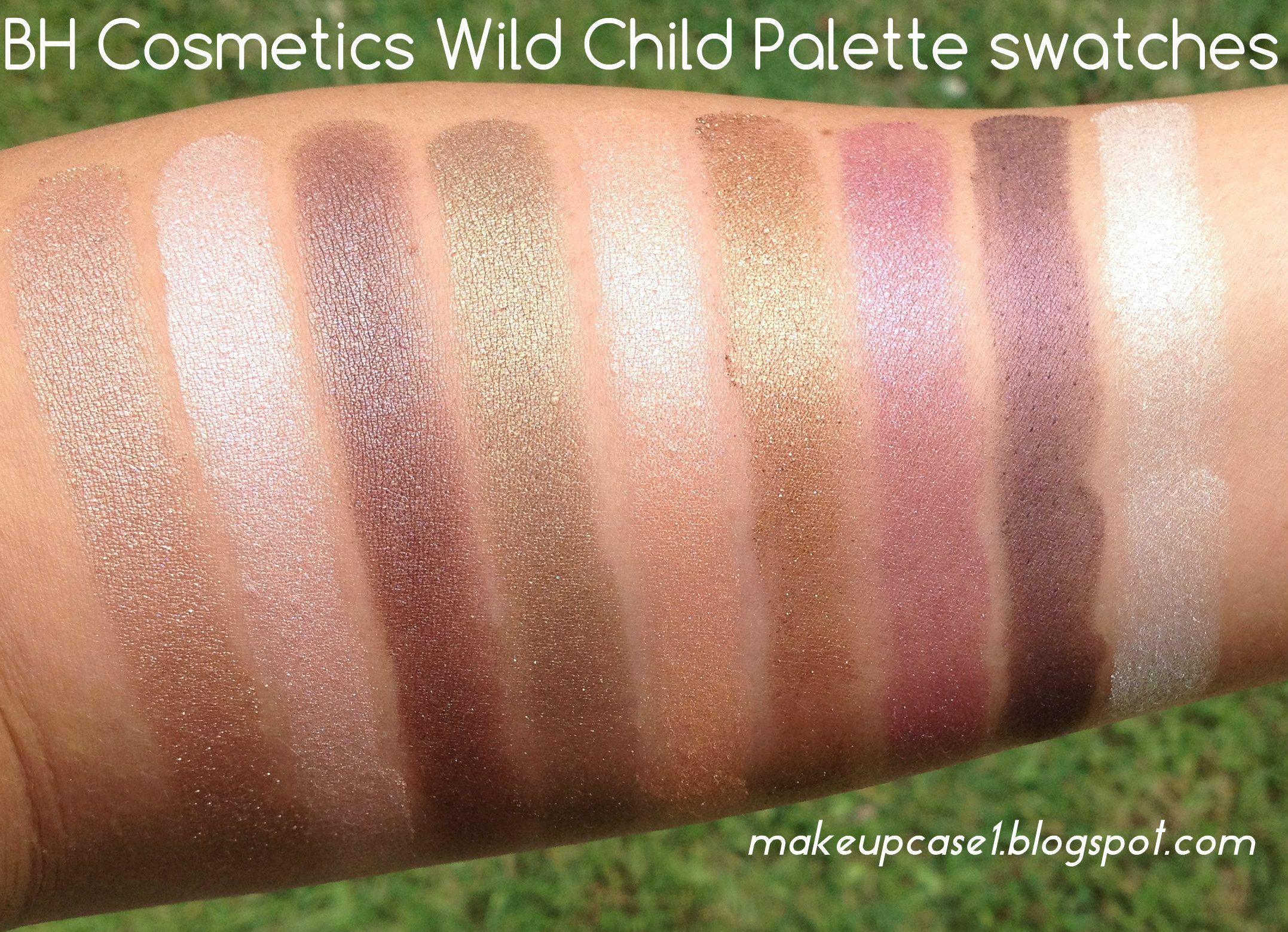 Wild Child Baked Eyeshadow Palette by BH Cosmetics #13