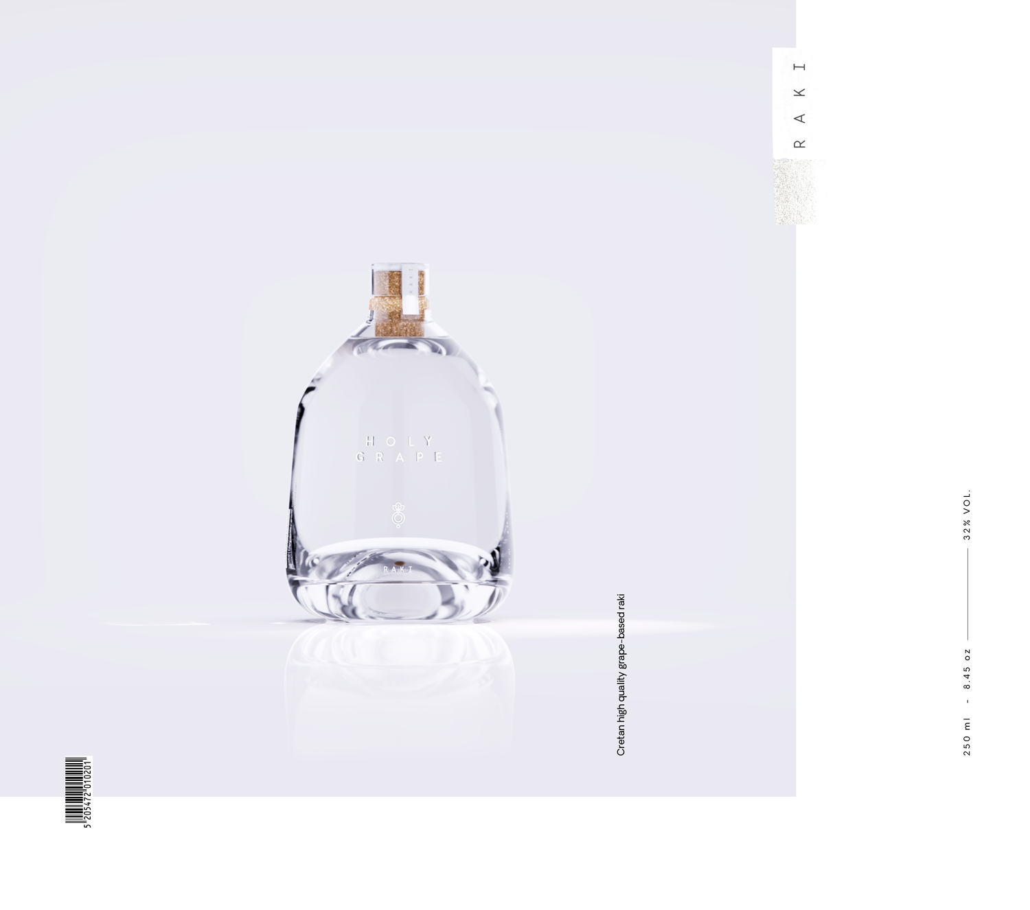 Minimal Bottle Design And Product Identity Design For Greek Alcoholic Liquor And Name Giving World Brand Design Bottle Design Packaging Design Inspiration Creative Packaging Design