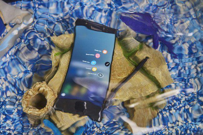 El Samsung Galaxy Note 7 prohibido en los aviones https://t.co/9X4WTOwKmb