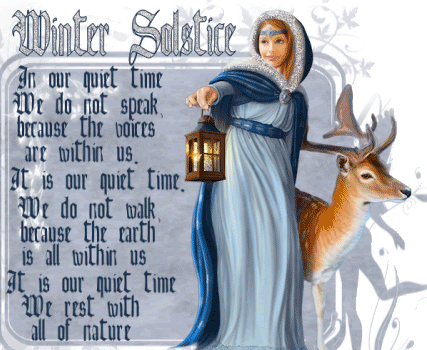 Image result for pagan winter solstice