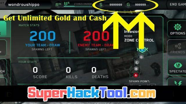 Shadowgun Deadzone Hack – Free Gold, Money and Chips – No ...