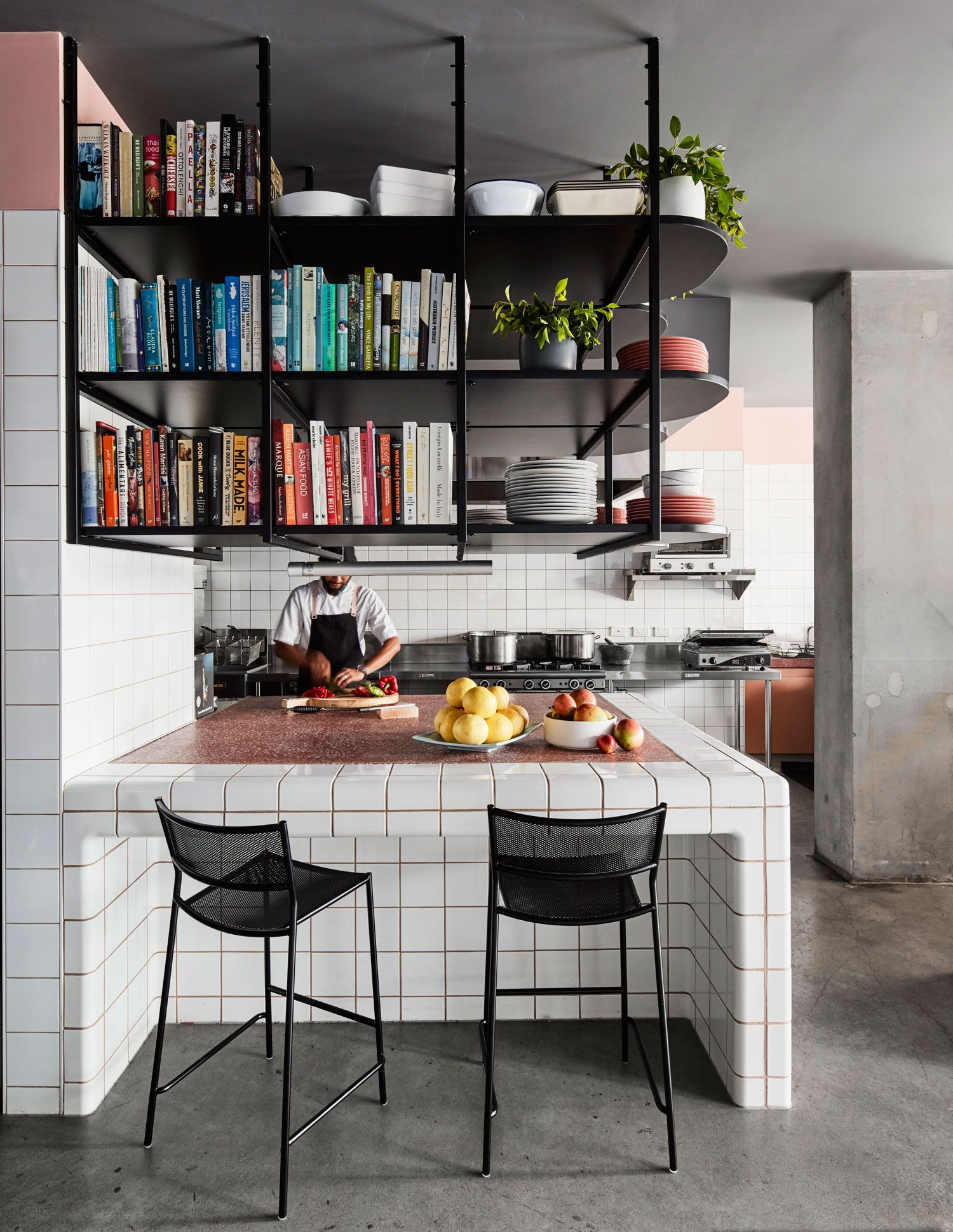 Hunter & Co Deli In Elsternwick, Melbourne By Mim Design