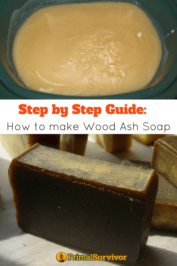 Photo of How to Make Wood Ash Soap