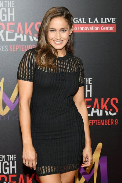 """Jaina Lee Ortiz Photos Photos - Actress Jaina Lee Ortiz attends the premiere of Sony Pictures Releasing's """"When The Bough Breaks"""" at Regal LA Live Stadium 14 on August 28, 2016 in Los Angeles, California. - Premiere of Sony Pictures Releasing's 'When the Bough Breaks' - Arrivals"""
