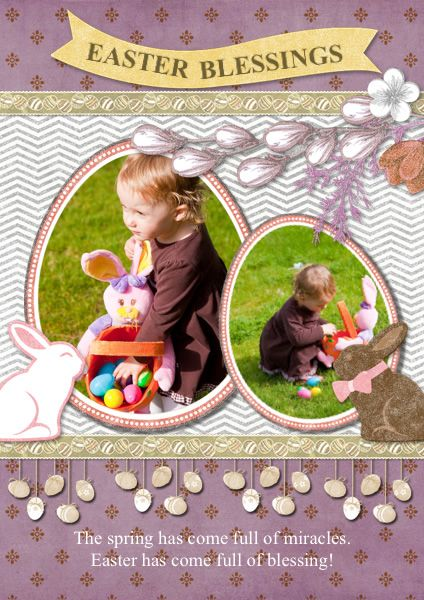Scrapbooking Collage Examples  Photo Collage Samples Greeting