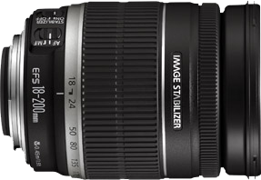 Canon Ef S 18 200mm F 3 5 5 6 Is Digital Photography Review Canon Latest Digital Camera