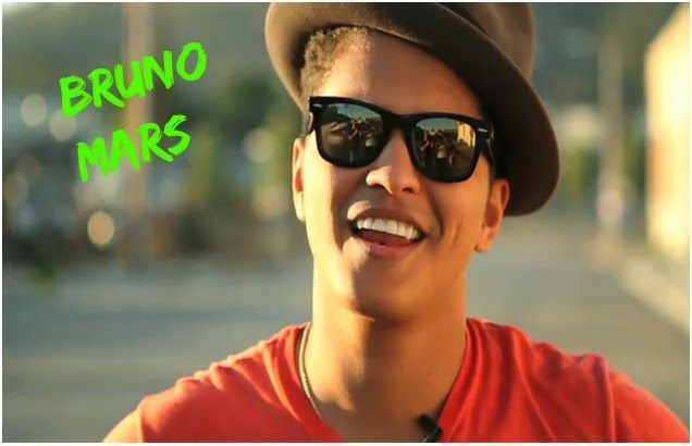 Bruno Mars: Locked out of heaven #song