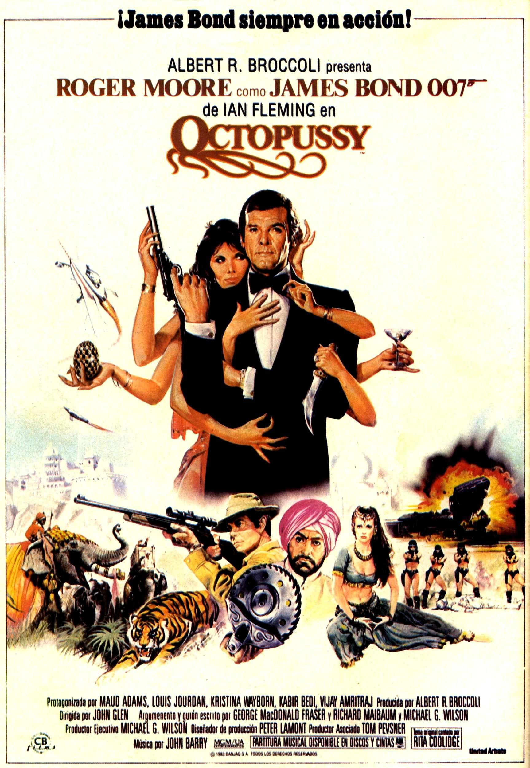 filme 007 contra octopusy
