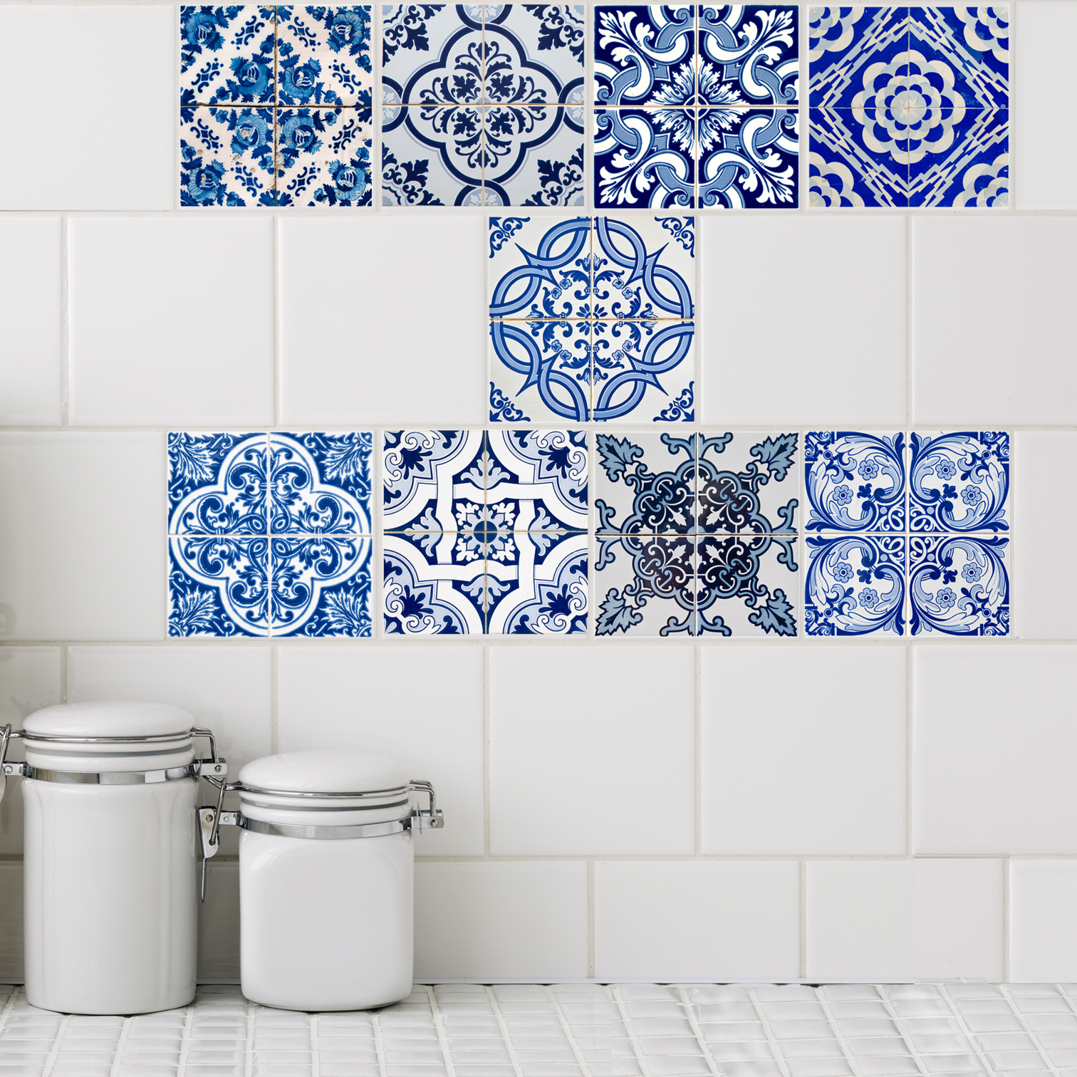 The ultimate decorating solution, StickPretty tile tattoos are ...
