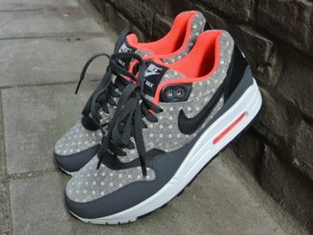 Nike Air Max Chaussures Mens 1 Prime Point Rouge grande vente manchester ssKpb3pC
