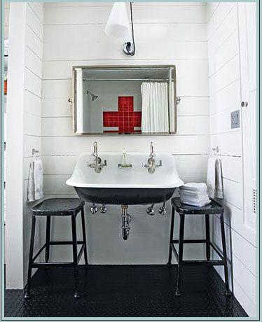 Oooooohmygod Perfect Sink The Kohler Brockway Double Sink With