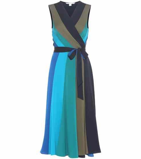 Kleid Penelope aus Stretch-Seide | Diane von Furstenberg ...
