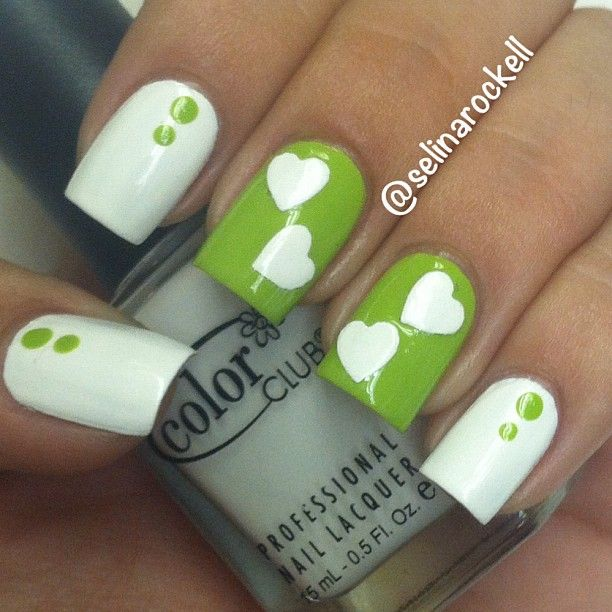 Instagram photo by selinarockell #nail #nails #nailart | unhas ...