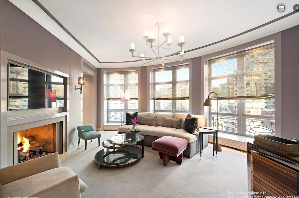 Here Are The 10 Biggest Apartments For Sale In Manhattan Penthouse Living Apartments For Sale Luxury Penthouse