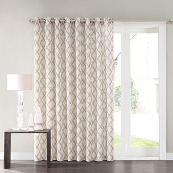 Curtain For Kitchen Sliding Door White Linen Sonoma Goods For