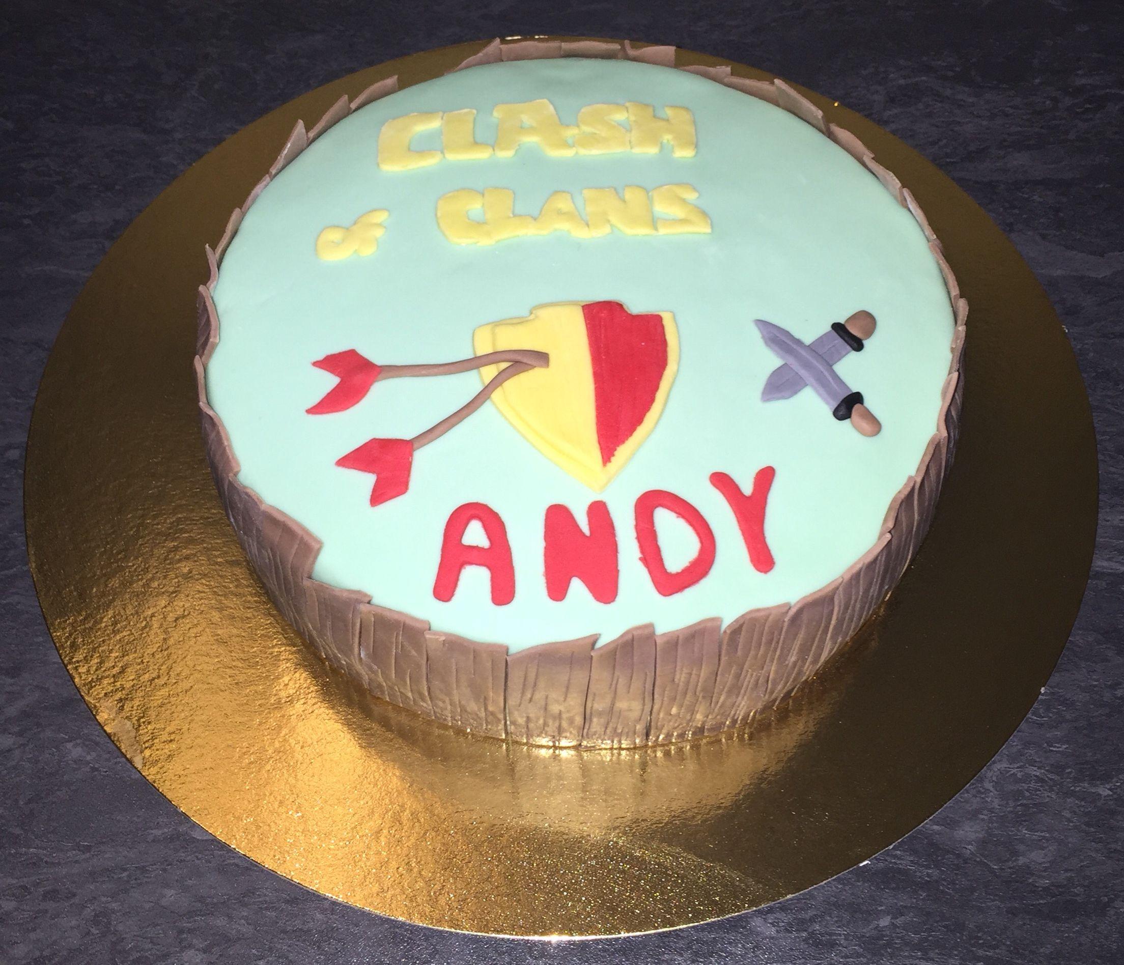 #birthday #cake #clash #of #clan