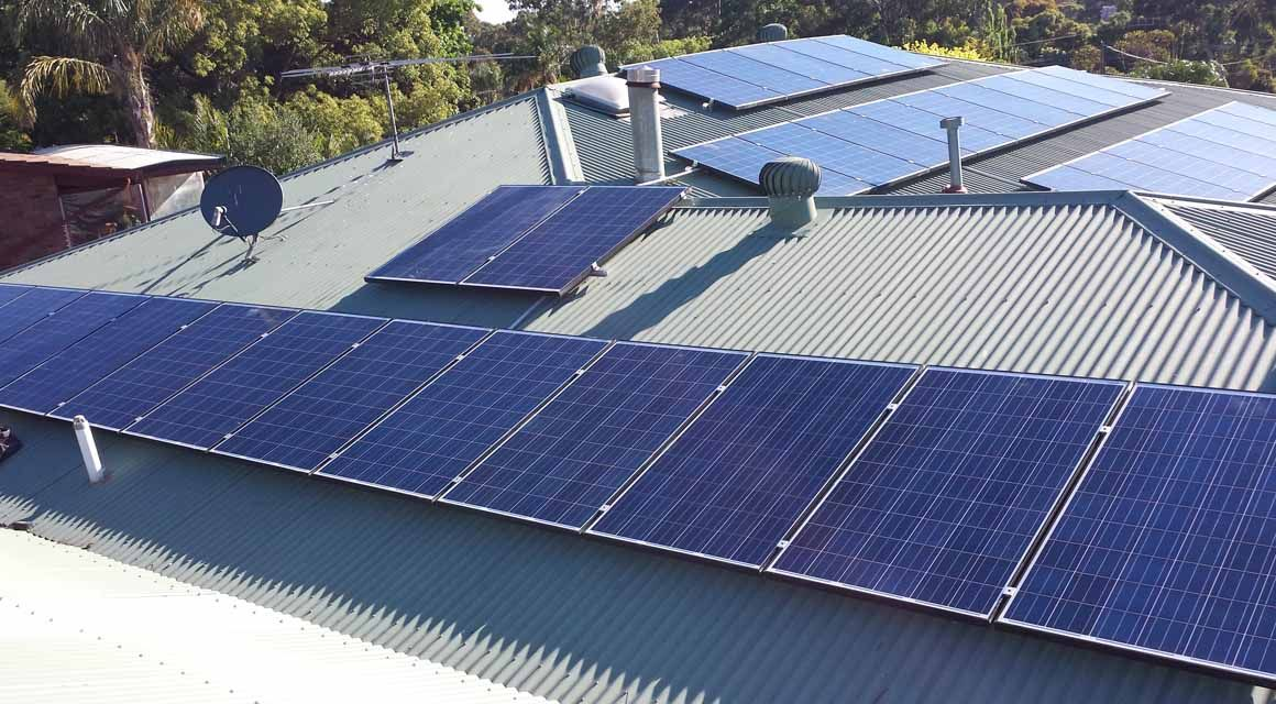 We Install Supply Solar Panel Systems For Commercial Sites In Melbourne Victoria Adelaide We Work Towards A Solar Panels Solar Panel System Panel Systems
