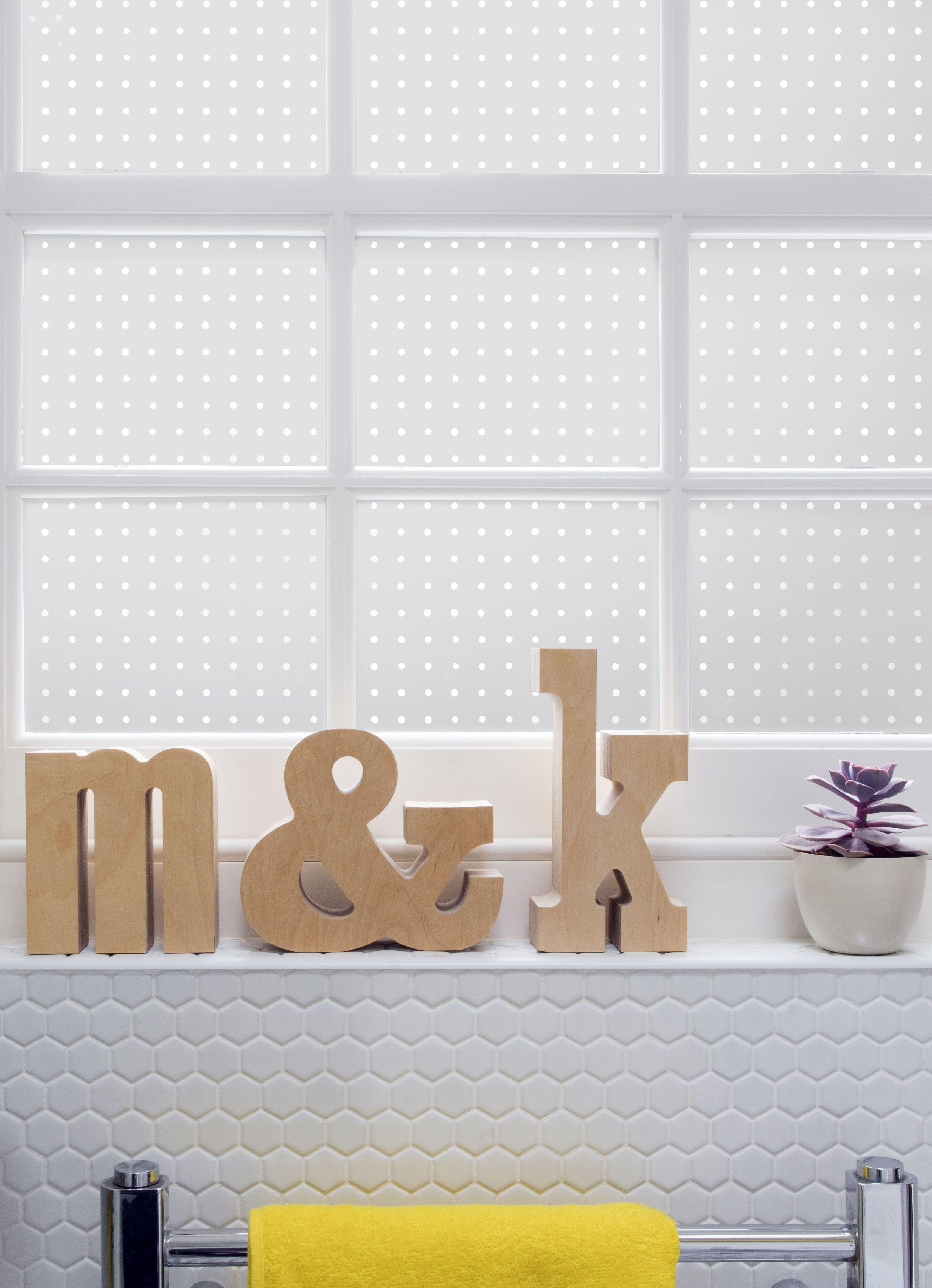 Peggy By Mini Moderns For The Window Film Company