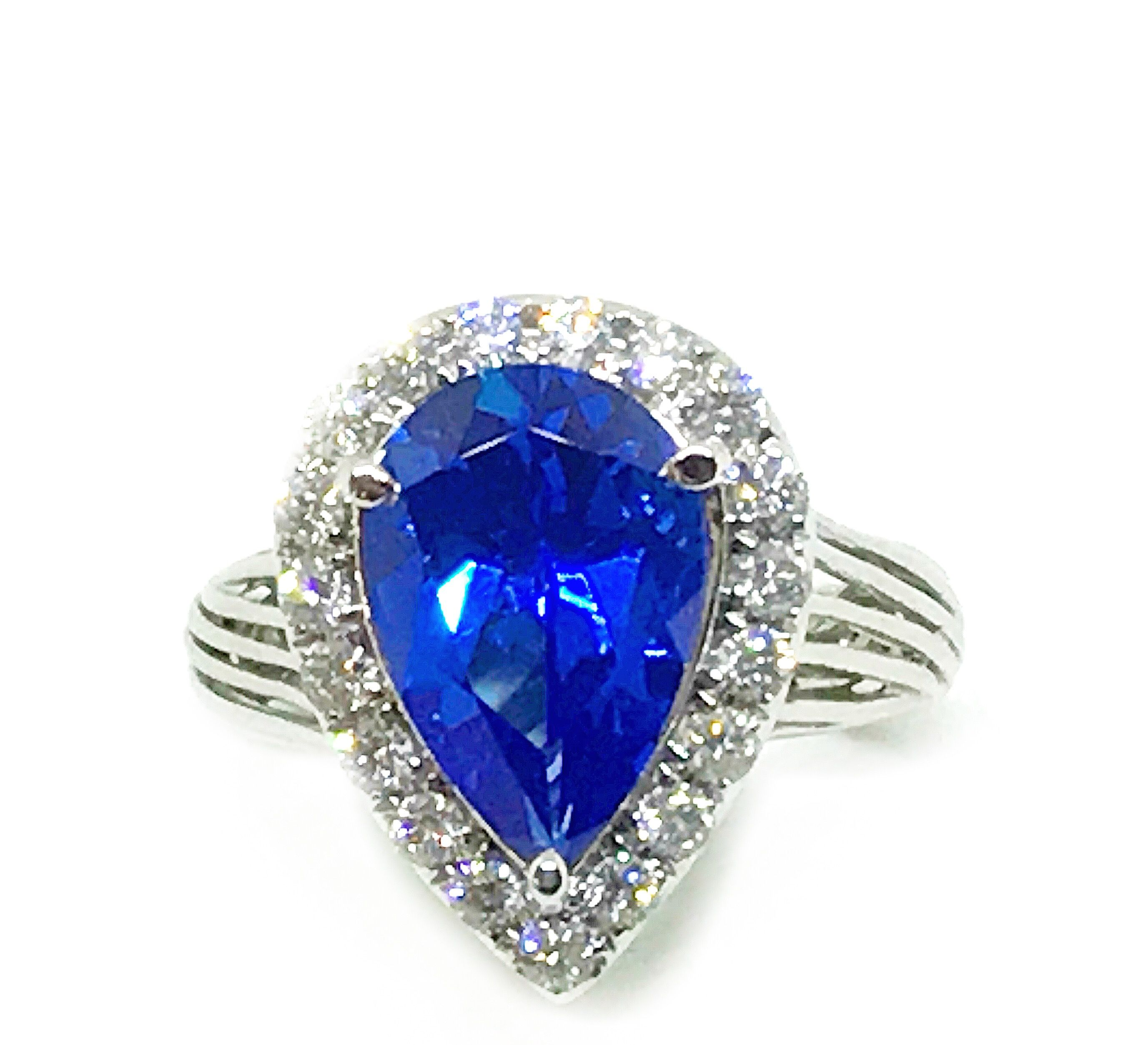 image engagement gemstone halo blue jewelry jewellery diamond gold topaz white rings ring boutique
