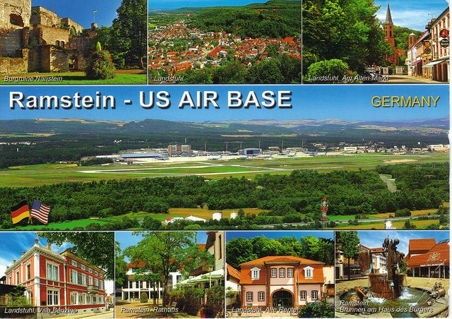 Ramstein Afb Germany Travel Places To Go