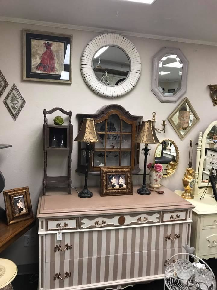 My Booth At The Paris Flea Market In Livermore, California July 2017. Come  See