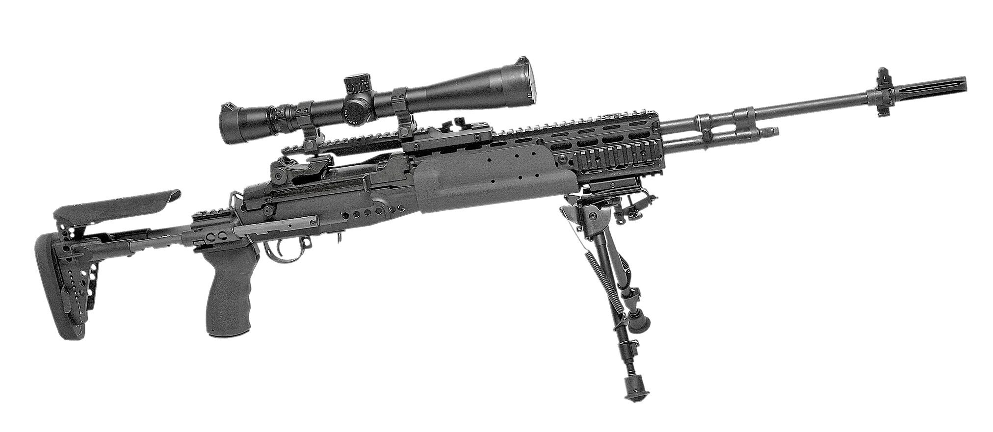 Mk 14 Enhanced Battle Rifle