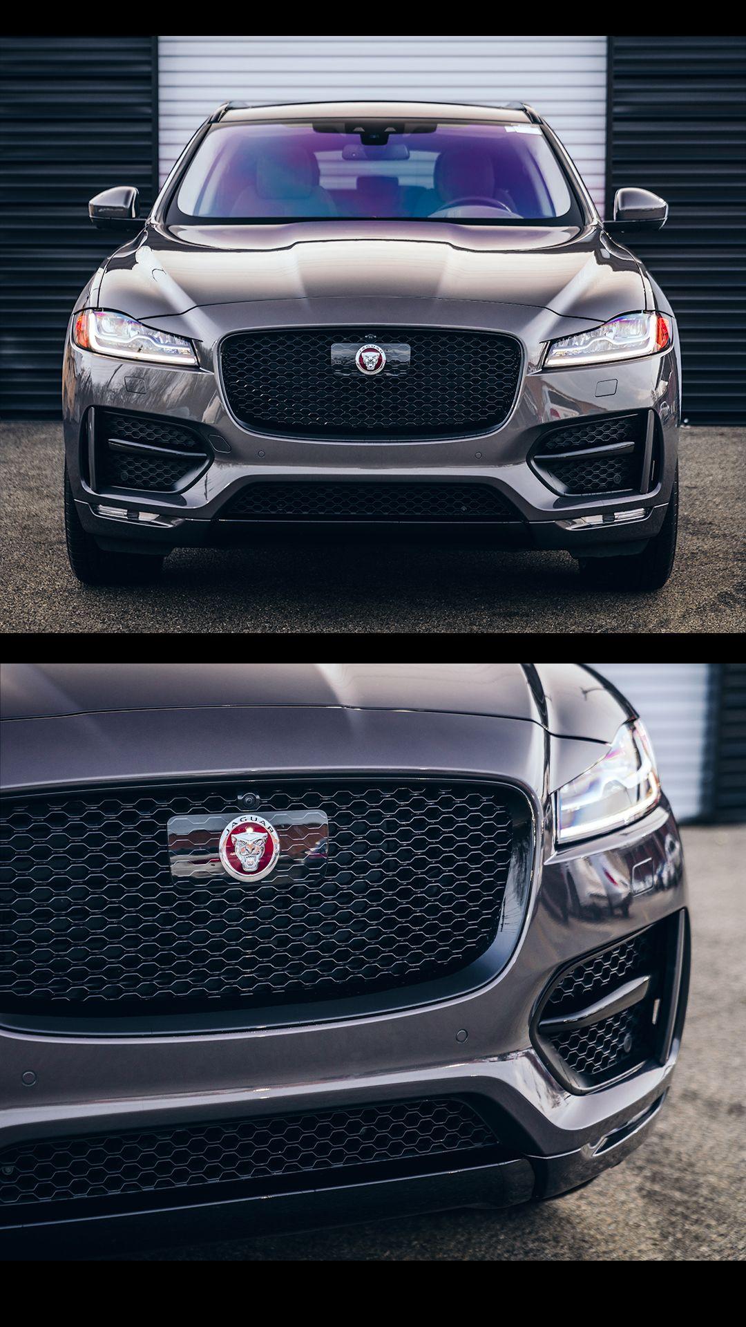Jaguar F Pace 35t R Sport W Driver Assistance Package Used Luxury Cars Luxury Cars For Sale Jaguar