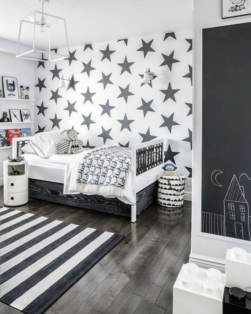 Tapeten Kinderzimmer: Passende Farben und Motive auswählen | Room ...