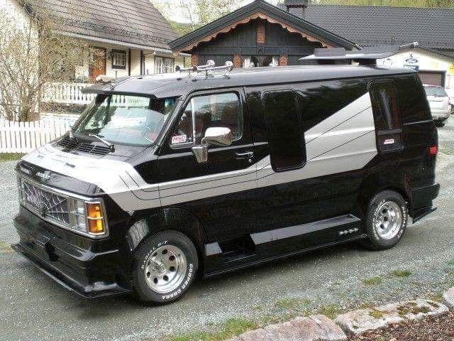 Customized Dodge Van Dodge Van Van Gmc Vans