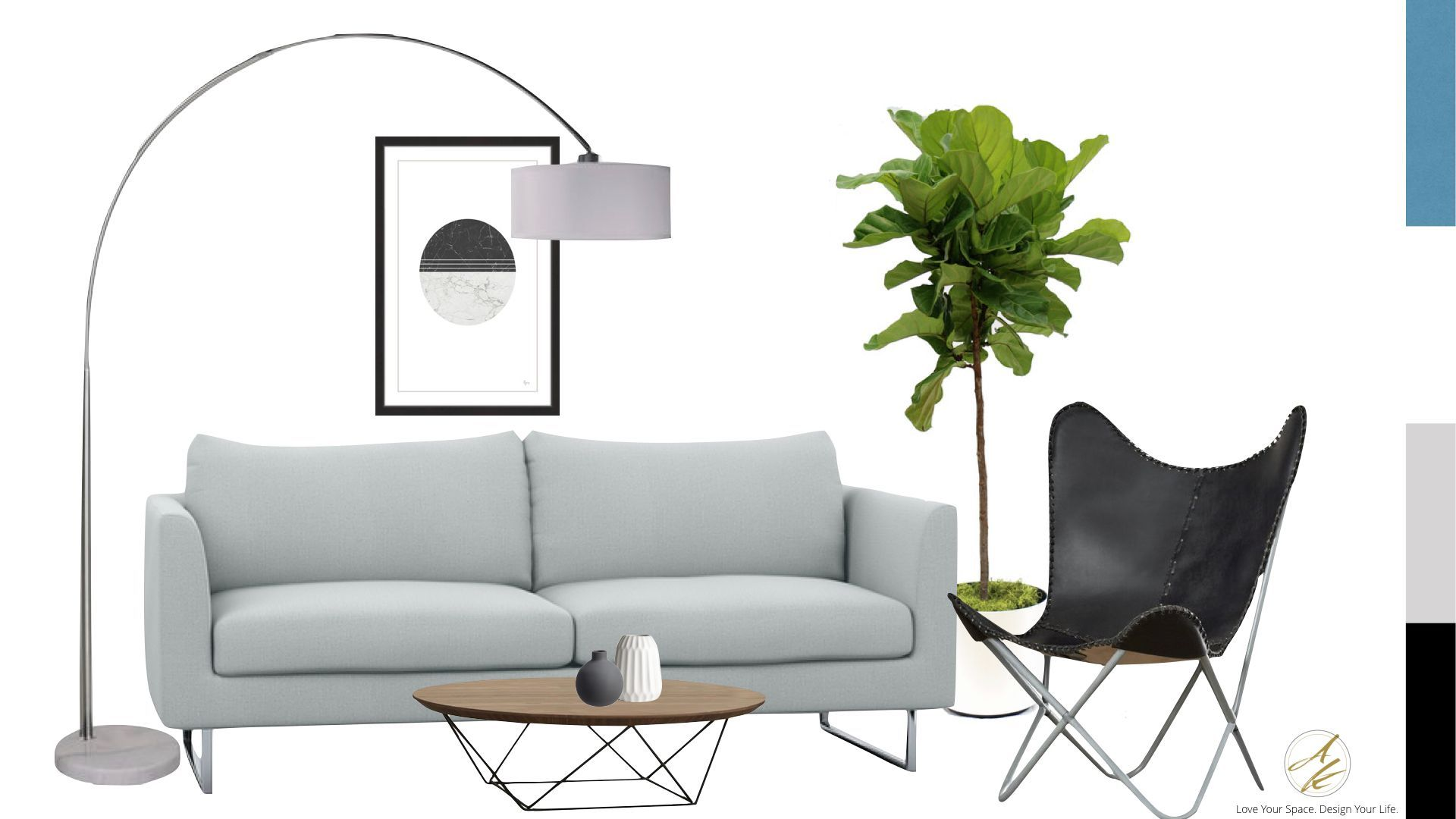 Whatu0027s Your Interior Design Style? Could You Be Curated Minimal? Take The  Albie Knows