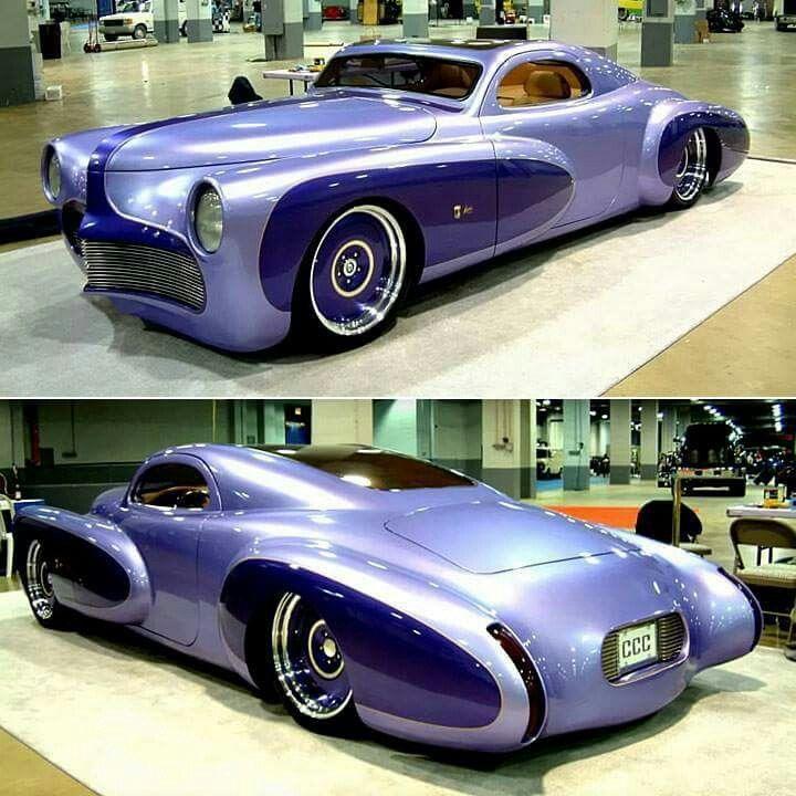George Barris Kustoms \'41 Chrysler | Cool cars | Pinterest | Cars ...
