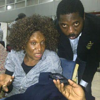 Jamisi Latest: Ngozi Nwosu Fly to the UK for treatment