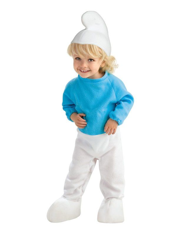 Check out Toddler Smurf Costume - The Smurfs Costumes for Babies from  Wholesale Halloween Costumes cf68a3405