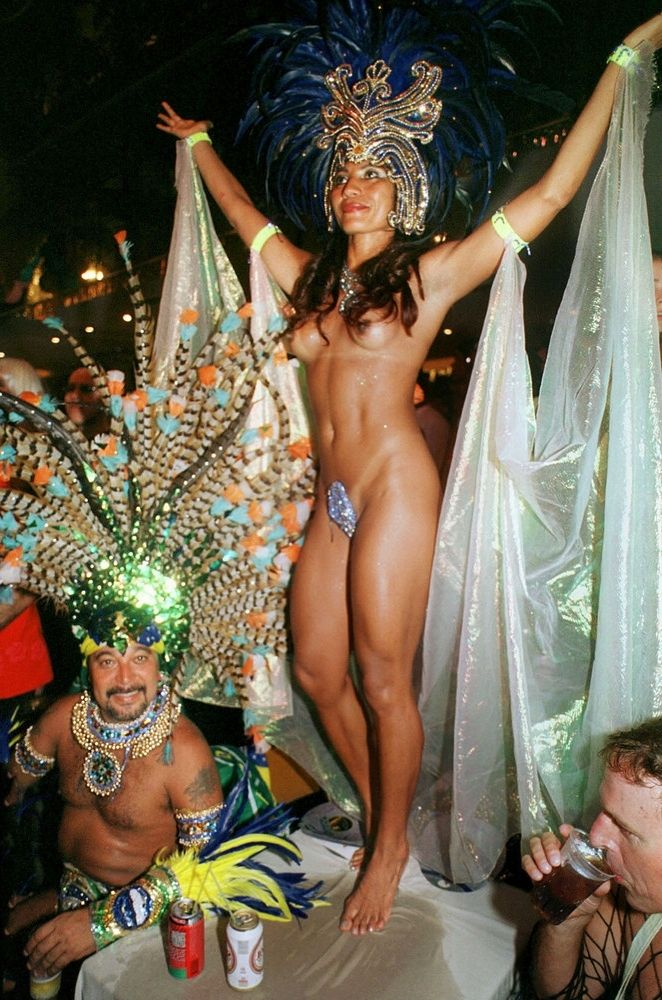 Hot Nude Rio Carnival Thumbs 32
